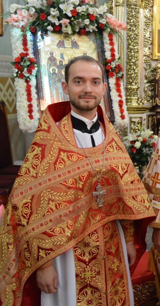 иерей Николай Беденко