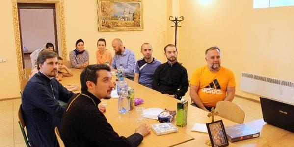 28.06.2018 р. Міжприходські збори православної молоді.